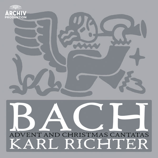 Karl Richter - Bach: Advent And Christmas Cantatas