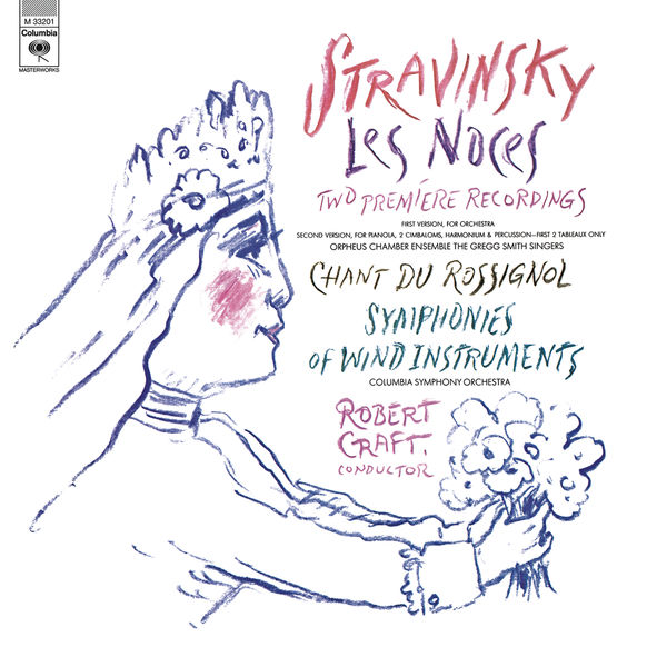 Robert Craft - Stravinsky: Symphony of Wind Instruments, Les Noces & Chant du Rossignol