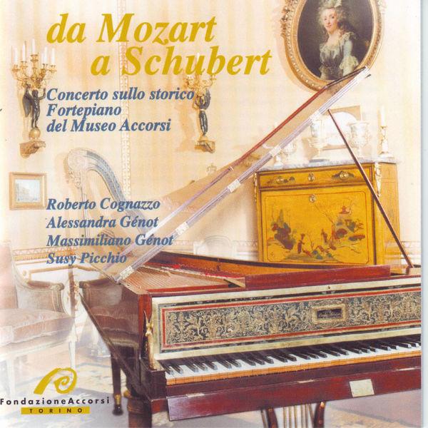 Claude Balbastre - Da Mozart a Schubert: Concerto Sullo Storico Fortepiano del Museo Accorsi
