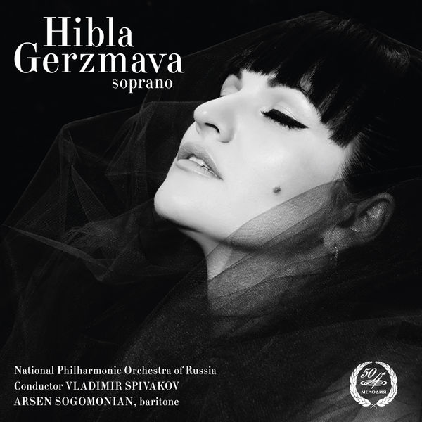 Various Artists - Hibla Gerzmava (Soprano). Live
