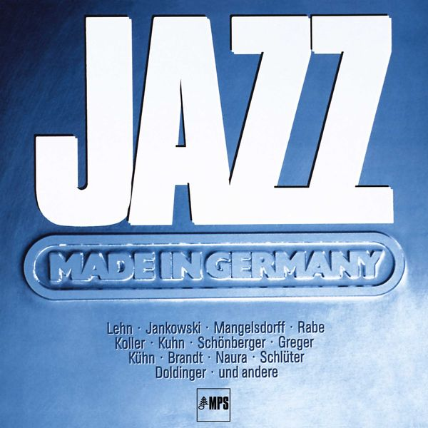 Various Artists - Jazz Made in Germany