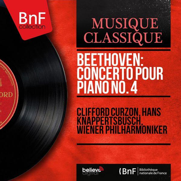 Clifford Curzon - Beethoven: Concerto pour piano No. 4 (Mono Version)