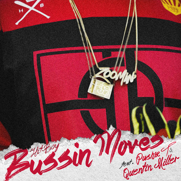 Hit-Boy - Bussin Moves