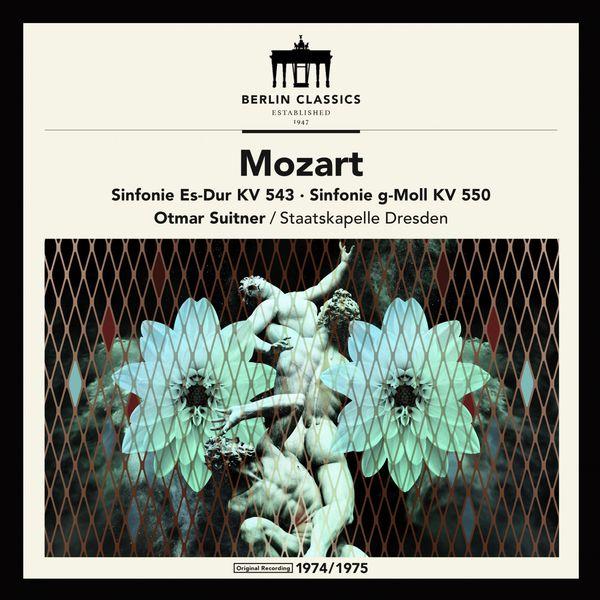 Staatskapelle Dresden - Mozart: Sinfonien
