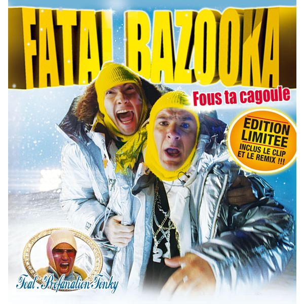 Fous ta cagoule [playmobitch dirty south remix] [bundle clip +.