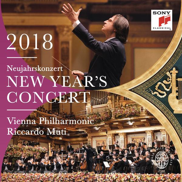 Riccardo Muti - New Year's Concert 2018 / Neujahrskonzert 2018 / Concert du Nouvel An 2018