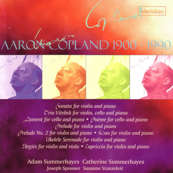 Aaron Copland - Copland: Chamber Music