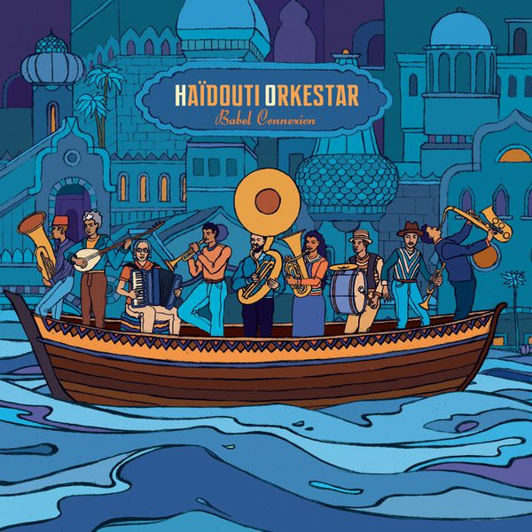 Haïdouti Orkestar - Keçe Kürdan