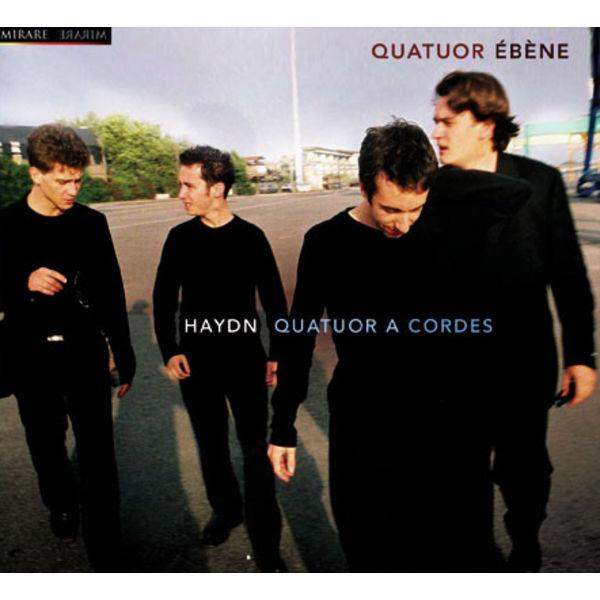 Quatuor Ébène - Haydn: Quatuors à cordes
