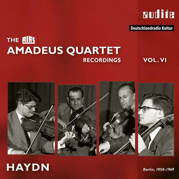 Amadeus Quartet - Haydn: String Quartets (The RIAS Recordings, Vol. VI)