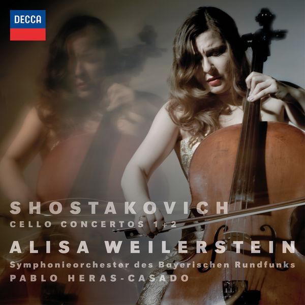 Alisa Weilerstein - Shostakovich: Cello Concertos Nos. 1 & 2