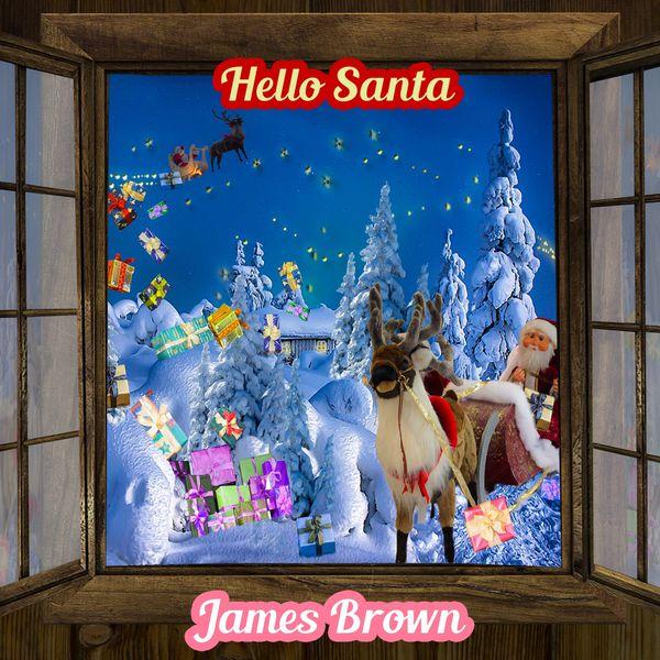 James Brown - Hello Santa