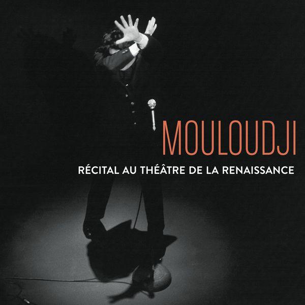 Mouloudji - Récital au Théâtre de la Renaissance (1974)