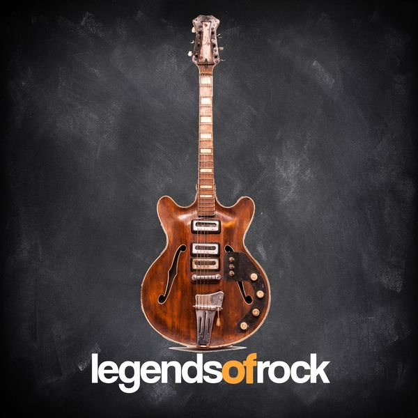 D'Rockmasters - Legends of Rock