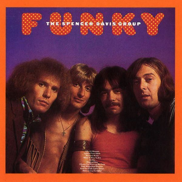 The Spencer Davis Group - Funky
