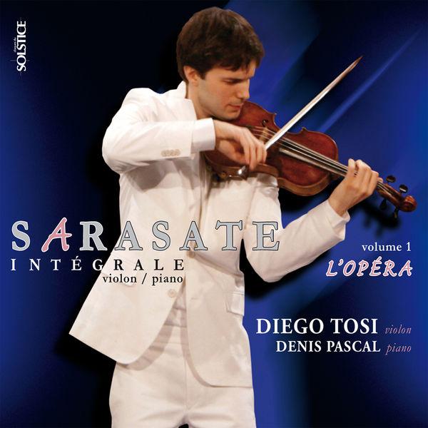 Diego Tosi - L'Opéra (Intégrale des pièces pour violon & piano - volume 1)