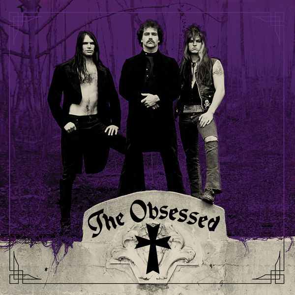 The Obsessed - The Way She Fly - Single