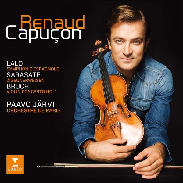 Renaud Capuçon - Lalo: Symphonie espagnole - Bruch: Violin Concerto