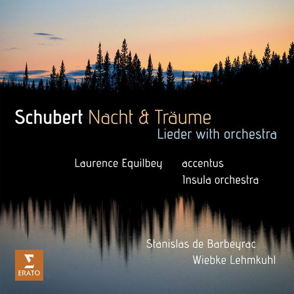 Accentus - Laurence Equilbey - Schubert: Nacht und Träume - Die Forelle, D. 550 (Orch. Britten)