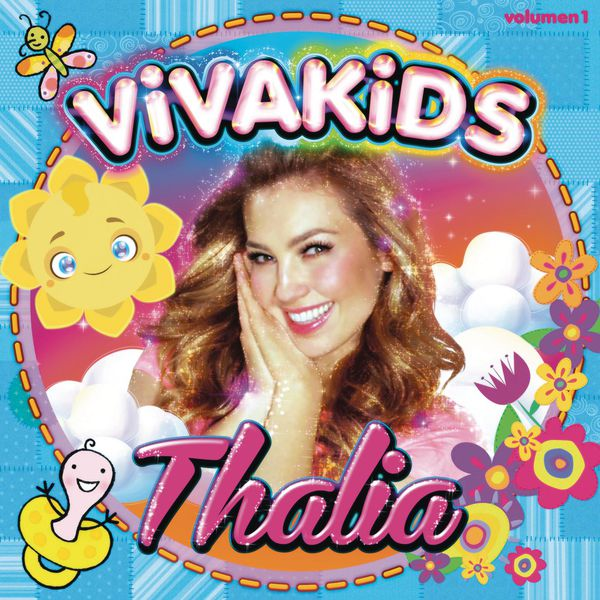 Thalía - Viva Kids, Vol. 1