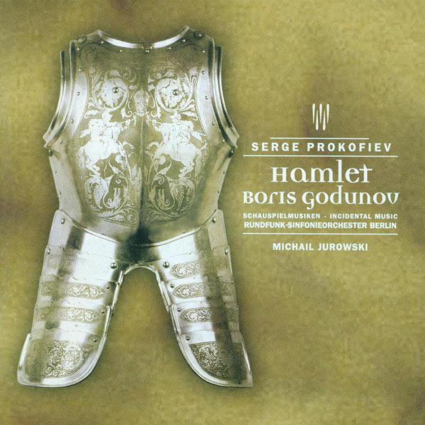 Marina Domashenko - Prokofiev, S.: Hamlet / Boris Godunov