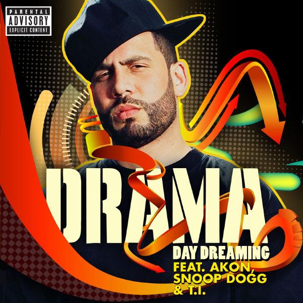 Album Day Dreaming (feat  Akon, Snoop Dogg & T I ), Akon