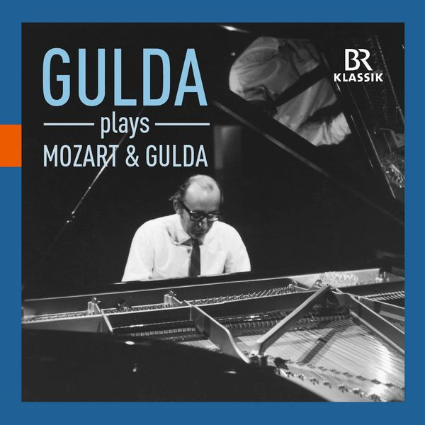 Friedrich Gulda - Mozart & Gulda Piano Works (Live)