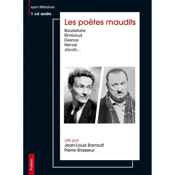 Various Interprets - Les poètes maudits