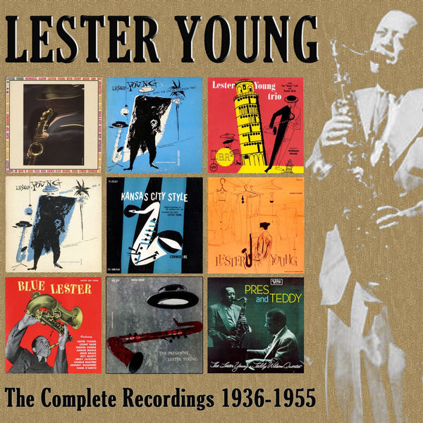 Lester Young - The Complete Recordings: 1936-1955