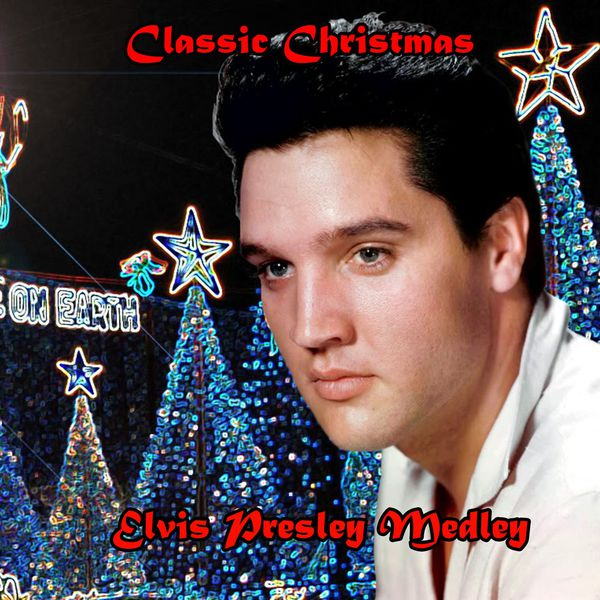 elvis presley christmas song medley ill be home for christmas if every improve this album page - Who Wrote I Ll Be Home For Christmas