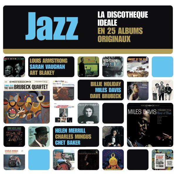 Various Artists - The Perfect Jazz Collection - 25 Original Albums