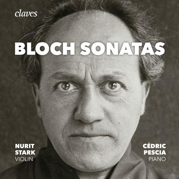 Nurit Stark - Bloch: The Sonatas for Violin & Piano, Piano Sonata