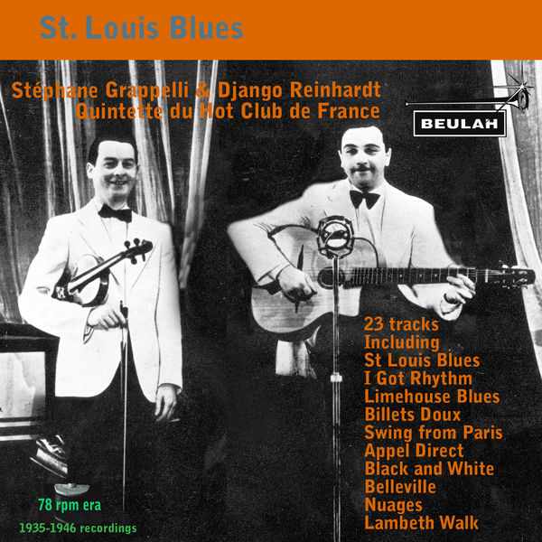 Quintet Of The Hot Club Of France - St. Louis Blues