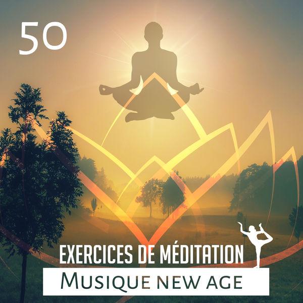 Musique de Réflexion Academy - 50 Exercices de méditation - Musique new age, Exercice de concentration, Guérison spirituelle, Séance de sophrologie