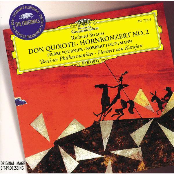 Berliner Philharmoniker - Strauss, R.: Don Quixote; Horn Concerto No.2