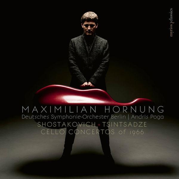 Maximilian Hornung - Cello Concertos of 1966