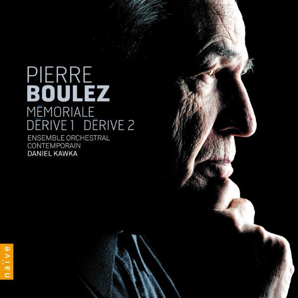 Daniel Kawka - Boulez: Dérives 1 & 2 - Mémorial