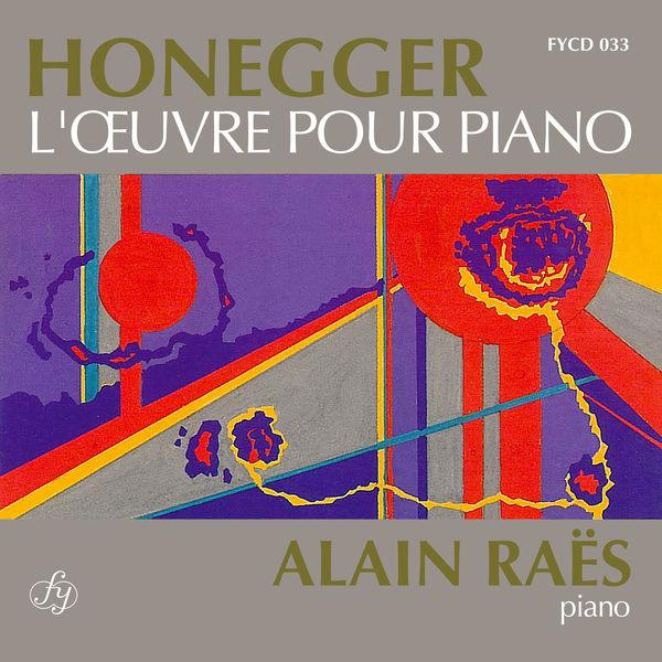 Alain Raës - L'œuvre pour piano