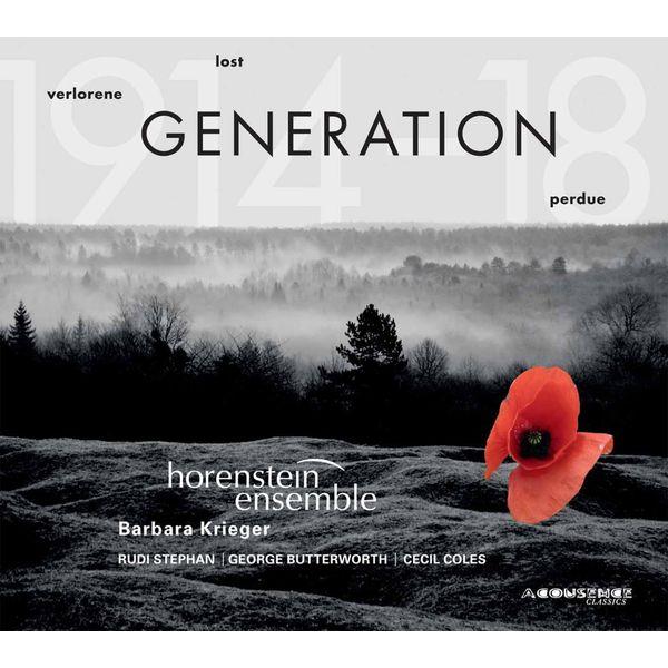 Horenstein Ensemble - Lost Generation