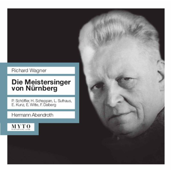 Hermann Abendroth - Die Meistersinger von Nürnberg (Les Maîtres Chanteurs de Nuremberg)