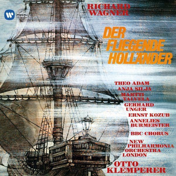 Otto Klemperer - Richard Wagner : Der fliegende Holländer
