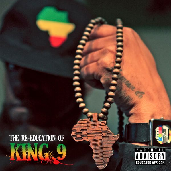 K9London - The Re-Education of King 9