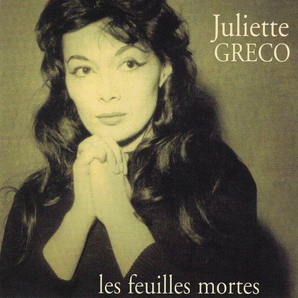 Juliette Gréco - Les feuilles mortes