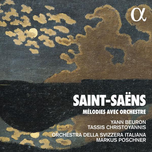 Yann Beuron - Saint-Saëns : Mélodies avec orchestre