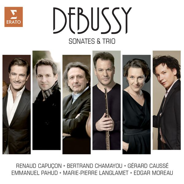 Various Artists - Debussy : Sonatas and Piano Trio