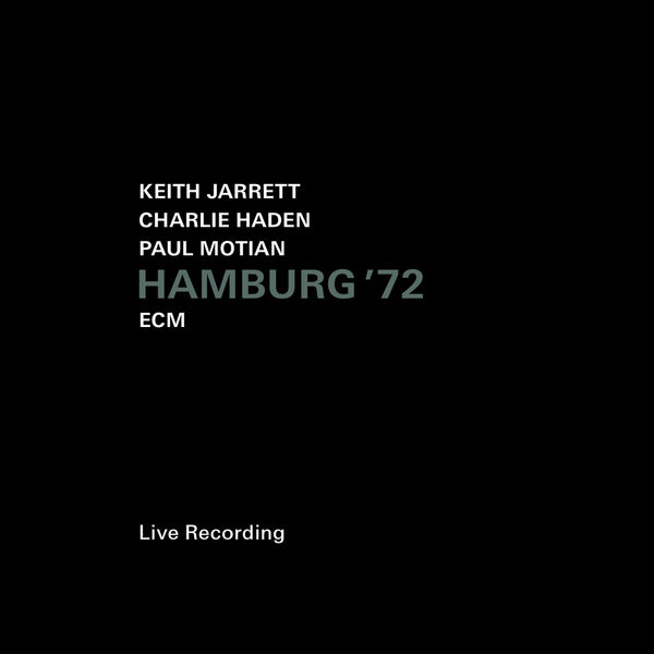 Keith Jarrett - Hamburg '72