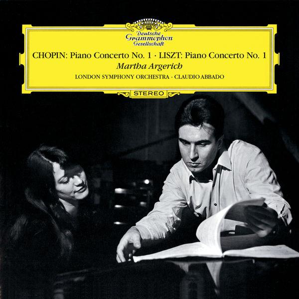 Martha Argerich - Chopin: Piano Concerto No. 1 / Liszt: Piano Concerto No. 1