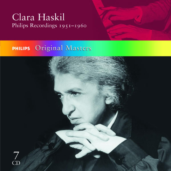 Clara Haskil - Clara Haskil - Philips Recordings 1951-1960