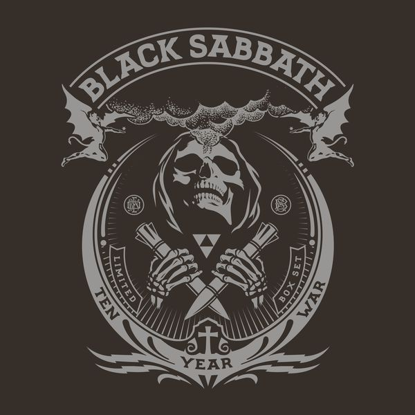 Black Sabbath - The Ten Year War (2009 - Remaster)
