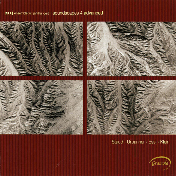Album Soundscapes 4 advanced , Various Composers by Ensemble